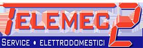 TELEMEC2 assistenza ricambi accessori elettrodomestici Logo